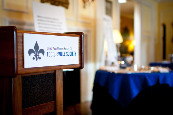 Tocqueville Society - 2011