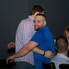 Man hug!!!