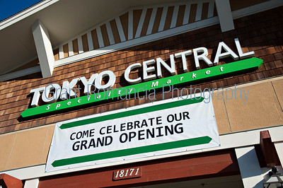 Tokyo Central Grand Opening