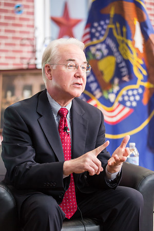 2017 Secretary Tom Price