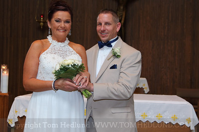 Tom and Jill Arnould