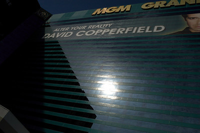 Exterior photograph of MGM Grand Las Vegas from Mark Bowers of ReallyVegasPhoto
