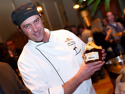 chef shane guinlan photo at tommy bahama town square las vegas