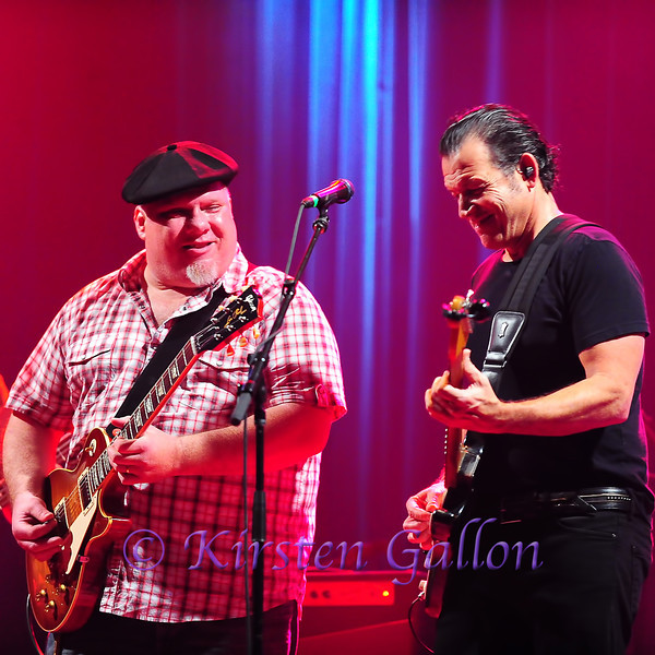 Pat Boyack and Tommy Castro