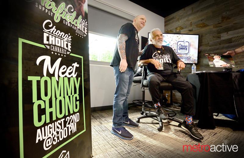 PHOTOS: Tommy Chong Meet and Greet