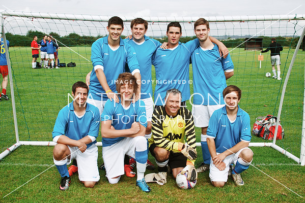 Tom's Memorial 5-a-side Football Tournament