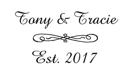 Tony and Tracie
