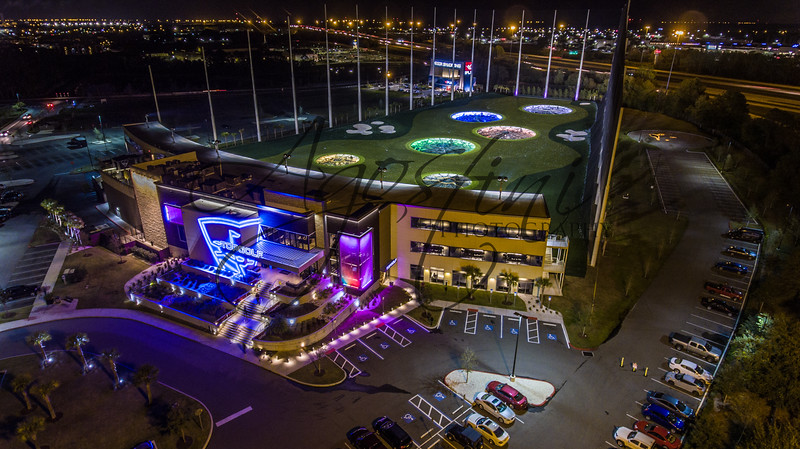 topgolf employee event 2017