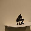 "KRISTOPHER RADDER - BRATTLEBORO REFORMER<br /> Tori Porter's ""Before Words"" is on display at the Mitchell Giddings Fine Art Gallery in Brattleboro, Vt., until June 18, 2017."
