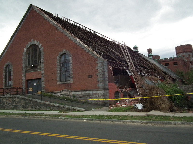 South Side Community Center (former armory)