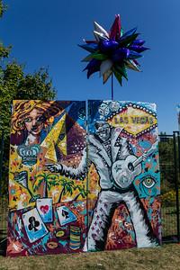 Buskerfest 2016 Artwork