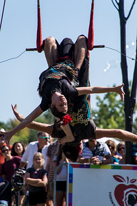 Cirque No Problem