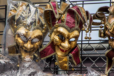 Masks At Yonge & Gould Streets