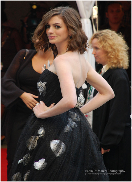 Anne Hathaway from Devils Wears Prada