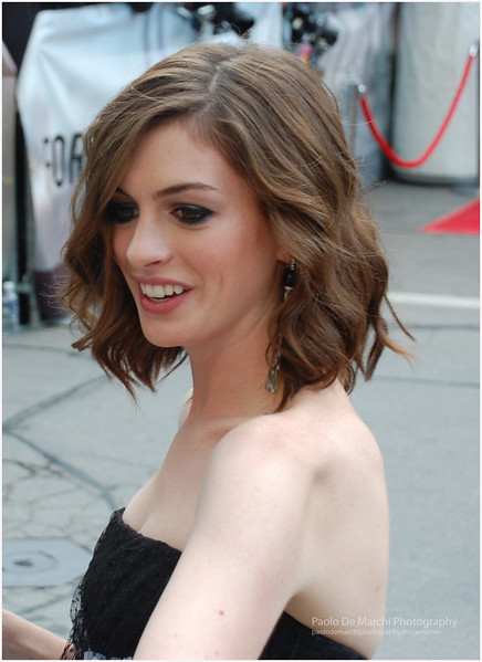 Anne Hathaway from Devils Wears Prada