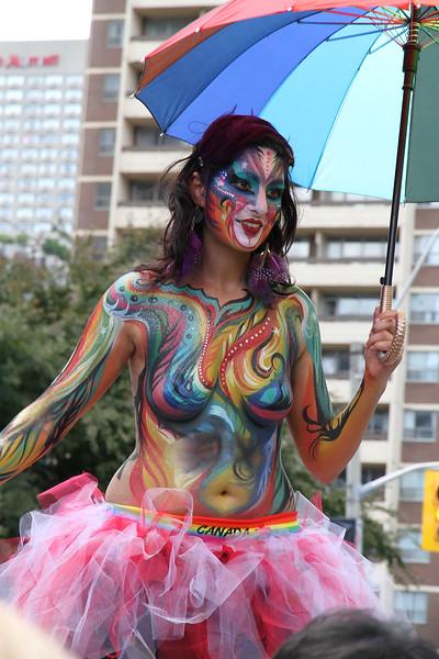 June 30/12 - Church Street scenes, Pride 2012