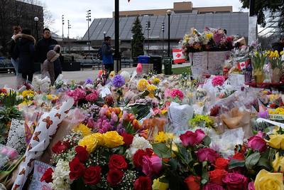 Toronto Van Attack Memorial