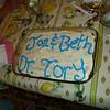 double-duty cake!