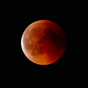 Total Eclipse of the Moon July 2018