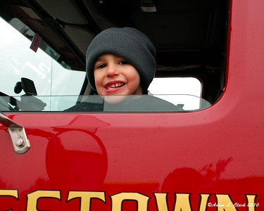 Drewsville Head Start Touch-A-Truck 2010