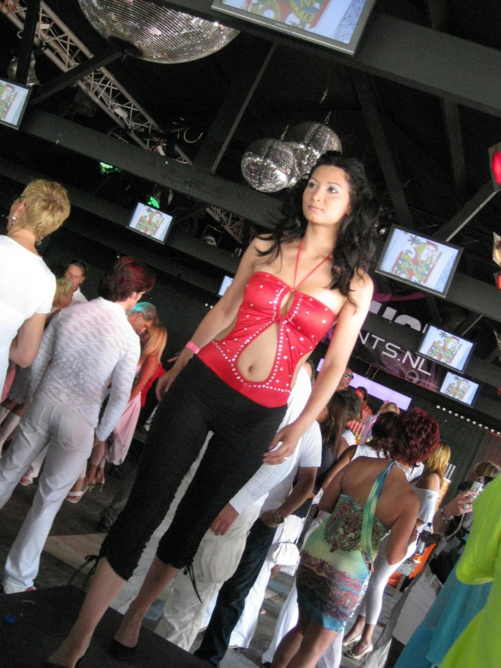 Fashion show by ClubWear