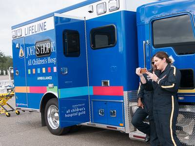 Allstate 3rd Annual Touch-A-Truck