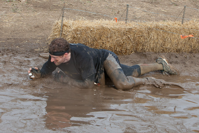 Visual Jason salutes all the great tough mudders and their friends and families at the Sunday morning, November 2011 Indiana Event