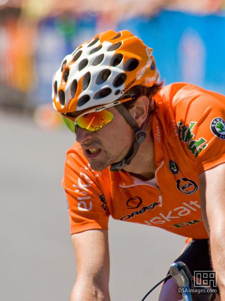Aitor Hernandez Gutierrez (Spa) of Team Euskaltel Euskadi