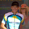 Lance Armstrong of Team Astana