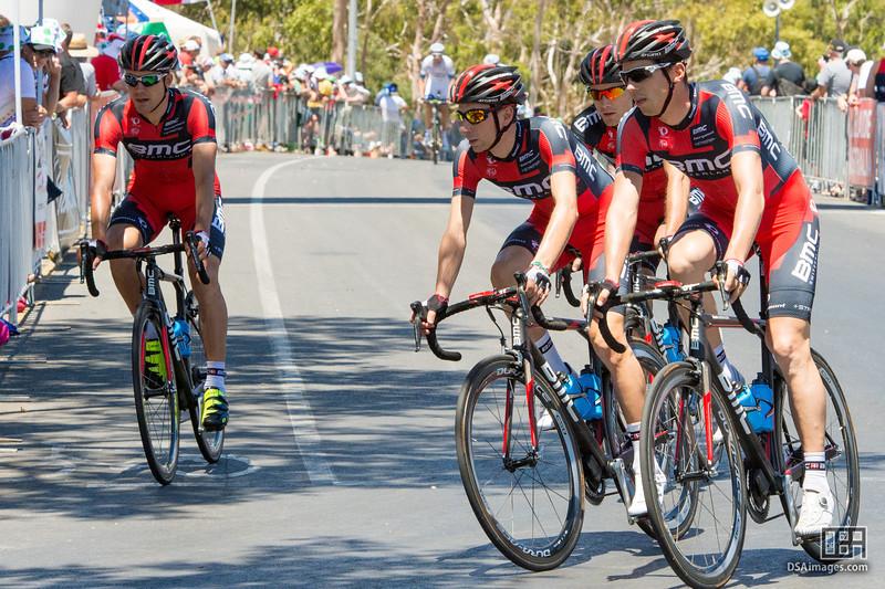 The BMC Racing Team