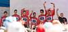 Winners of the Hindmarsh Winning Team jersey, team RadioShack Leopard Trek