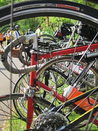 Tour de Cure North Shore 2012