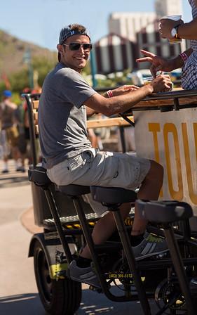 Ryan at  Bike tavern Tour de Fat 663