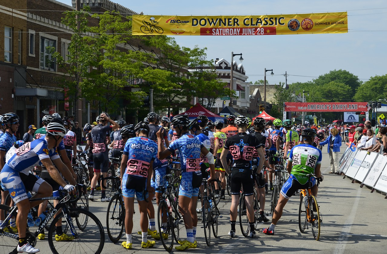 Tour of America's Dairyland 2014 - Downer Classic