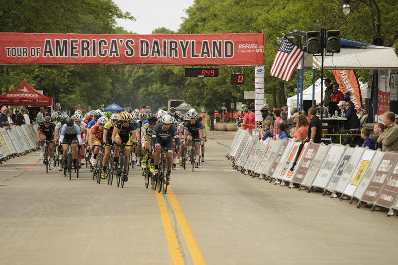 Tour of America's Dairyland 2014 - Shorewood Leg