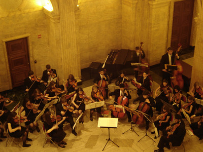 2007 Touring Orchestra in Boston