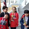 Chess tournament at the Boys & Girls club of Jersey City on March 12, 2017.