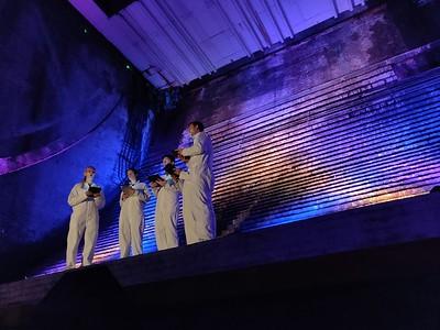 Tower Bridge Bascule Chamer Concert - Sept 2018