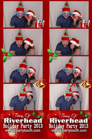 Town Of Riverhead Holiday Party 2013