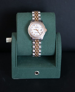 Item 2: Ladies, Rolex, 2-tone, DateJust.