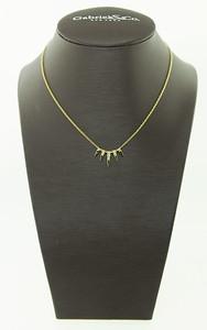 14KYG, .13cttw Necklace. $330.00