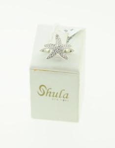 14KWG Starfish Ring w/ .39cttw Diamonds. $715.00