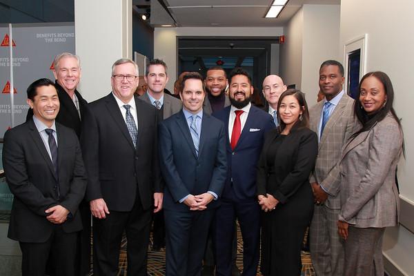 Toyota IHS Diversity Volume Leadership Awards 2018
