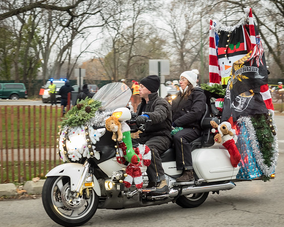 Toys for Tots Parade 2016