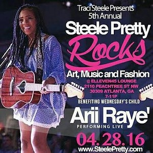 Traci Steele  Fashion Show