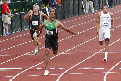 Track & Field Olympic Trials June 2012