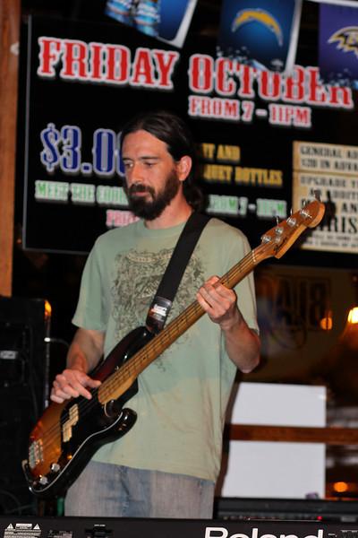 Tracy Walton Band Sept 21 2013 Black Bear