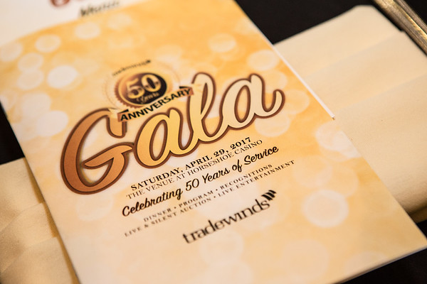 Tradewinds 50th Anniversary Gala