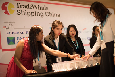 Tradewinds Shipping China 2017