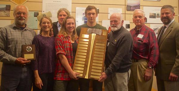 TCA 15 Golden Axe Award